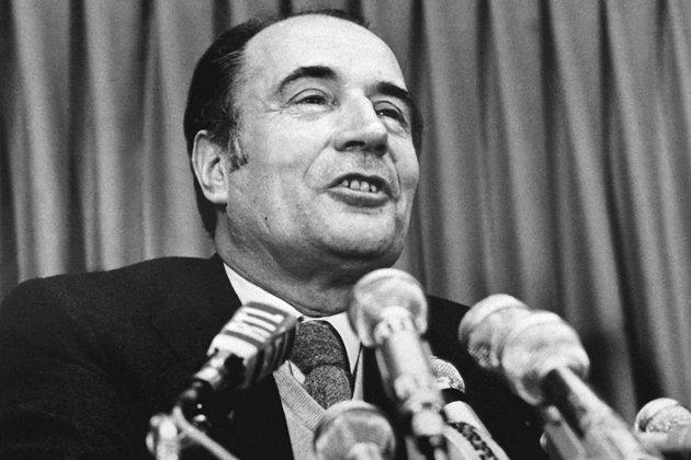 François Mitterand le 10 Mai 1981.